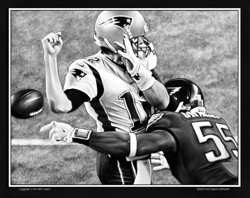 Tom Brady by BradGeiger
